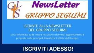 Iscriviti alla Newsletter del Gruppo Seguimi