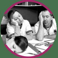 Prévention et gestion du stress-burn out lié à la prise en charge du patient/résident