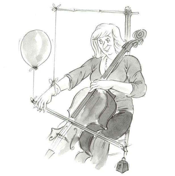 Practical cello articles - Righthandcomfortextracrop