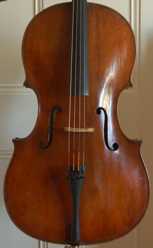 Florentine cello sold by Aitchison & Mnatzaganian