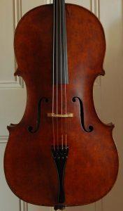 Kennedy School cello c.1830