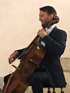 Christopher Murray cellist