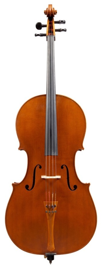 Aitchison Stradivari cello front