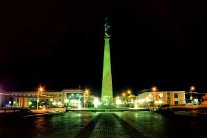 Shymkent Kazakhstan Obelisk