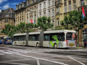 Luxembourg Urban Downtown