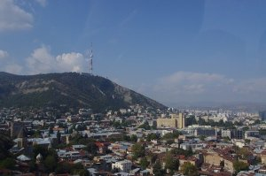 Tbilisi City Capital of Georgia