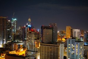 City Night Bangkok