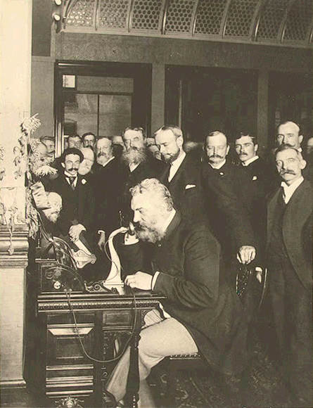Origins of Telecom — Telephones Through Time