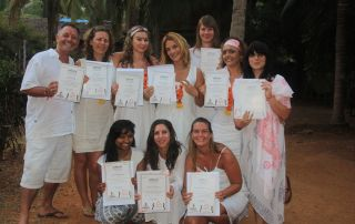 Ayurveda Massage Course Goa Kerala India