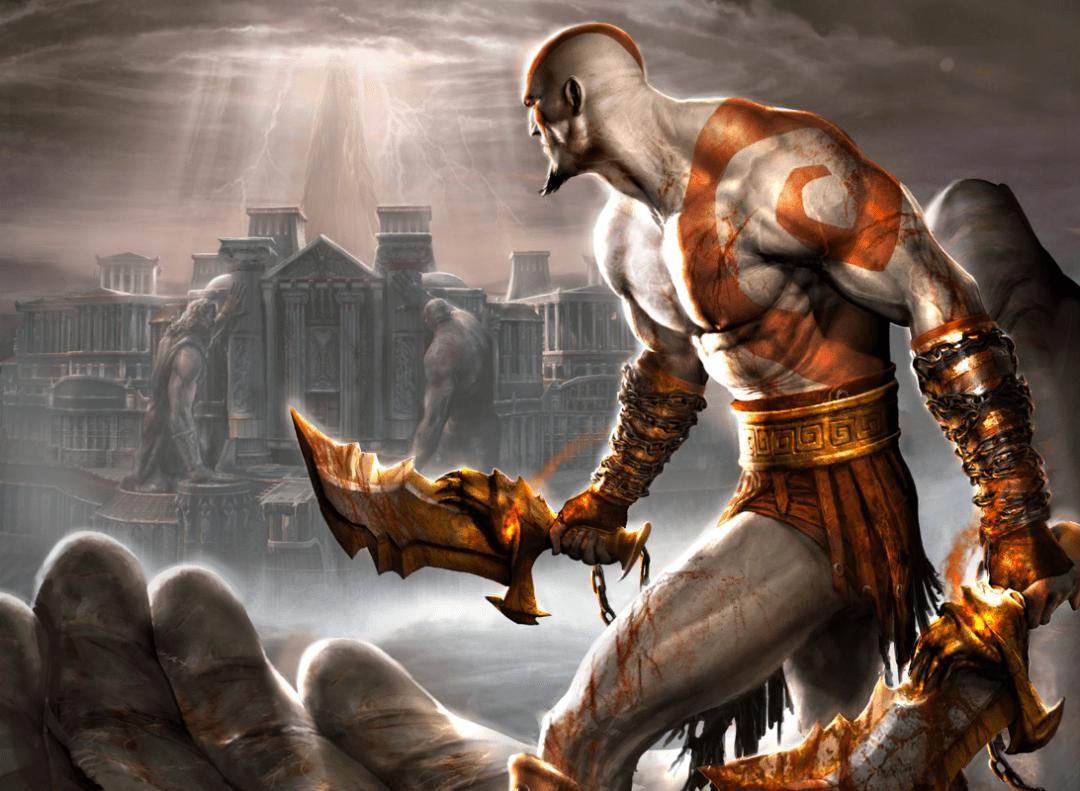 Traicionado por los Dioses: la ira del Fantasma de Esparta.