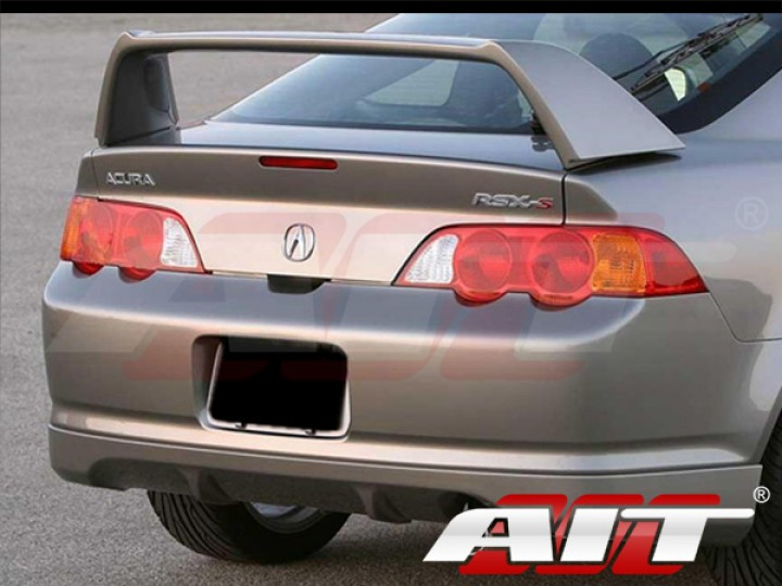 Jdm R Style Rear Spoiler For Acura Rsx