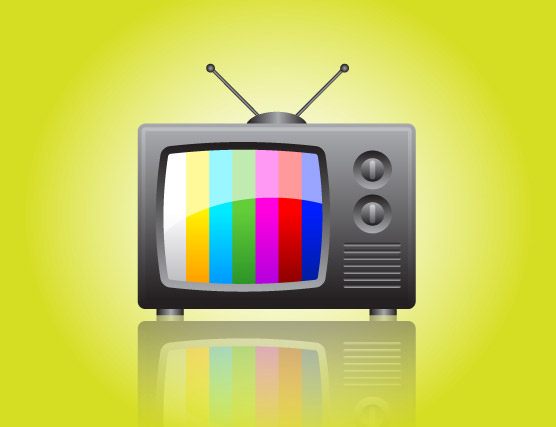 Icono de Televisión