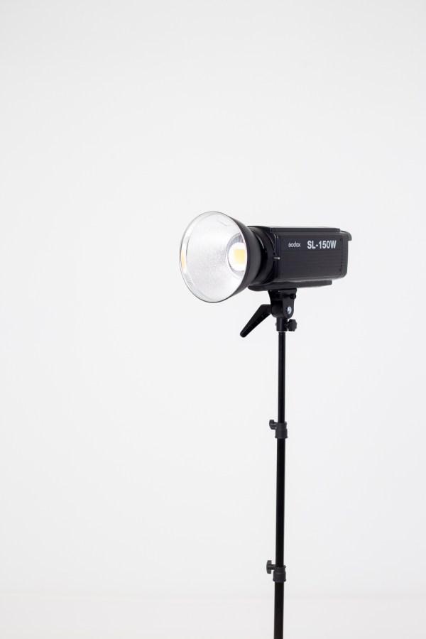 Foco LED 150w luz para vídeo o fotografía.