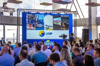 """Forum """"L'avenir de la mer"""" - présentation de l'AIVP"""