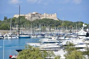 Puerto de Antibes ©Yann COATSALIOU/360 MEDIAS