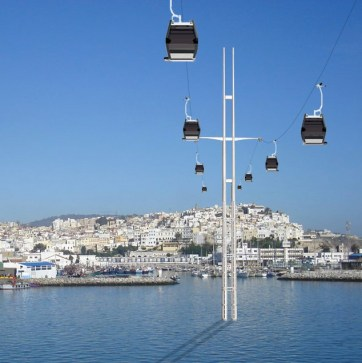 Innovative mobility in Tangier, ©SGPTV SA