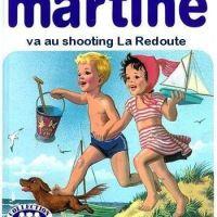 Les détournements des Albums de Martine