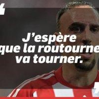 La Routourne par Ribery