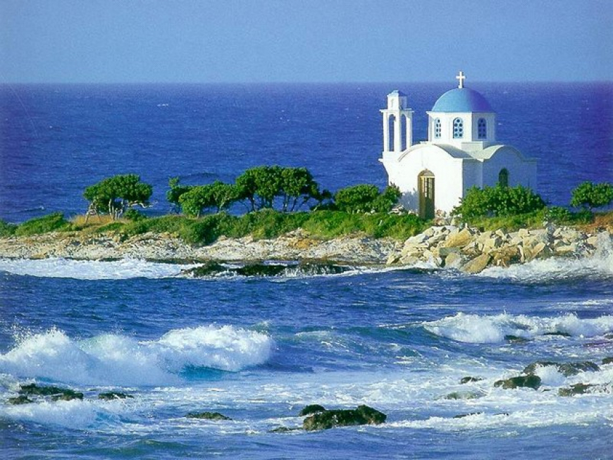 Ικαρία: Το Νησί του Ικάρου & του Αγίου Κηρύκου
