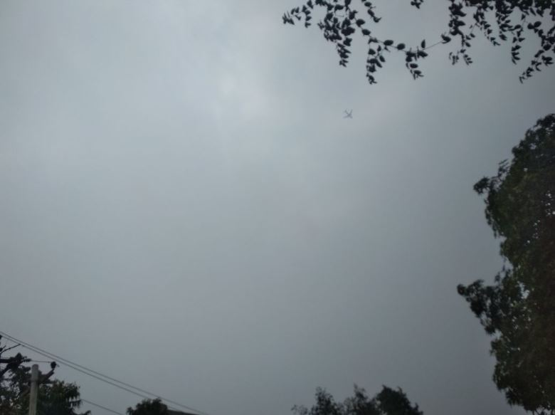 Light rain and drizzle witnessed in many parts of Delhi, Noida, Gurugram and Faridabad
