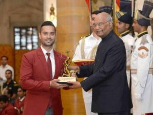 Gaurav Gill first from motorsport to be honured with the Arjuna Award
