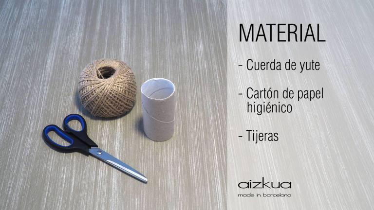 material para crear borlas by aizkua