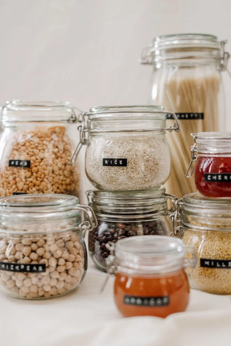 Reutiliza los Botes y pon Orden en tu Cocina | Photo by Cottonbro | Pexels