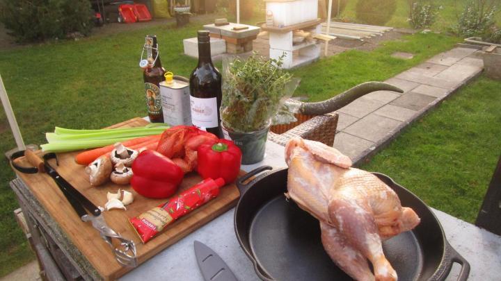 Coq au vin vom Atago