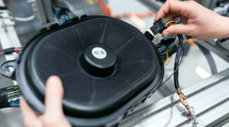 Installing car speakers