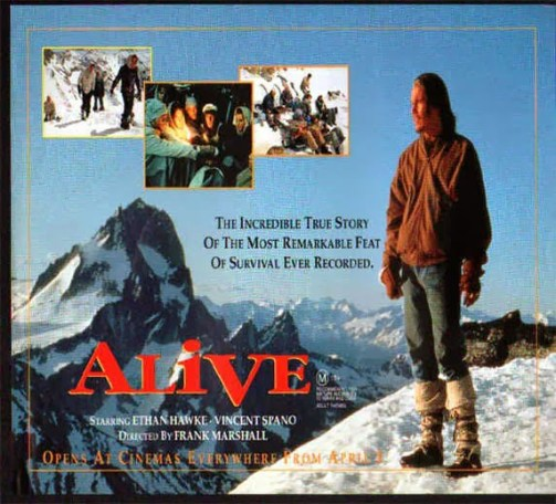 Alive movie based on real incident of 1972 Andes Flight Disaster, Real, True, Sacchi, Incident, Story, History, Kahani, Itihas,