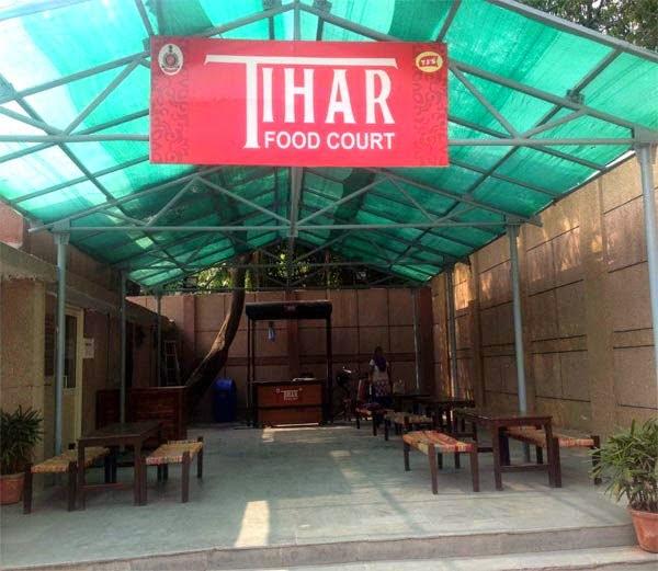 Tihar Food Court, Delhi- Eat at South Asia's largest prison complex