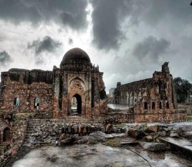 Feroz Shah Kotla Fort story & history in Hindi