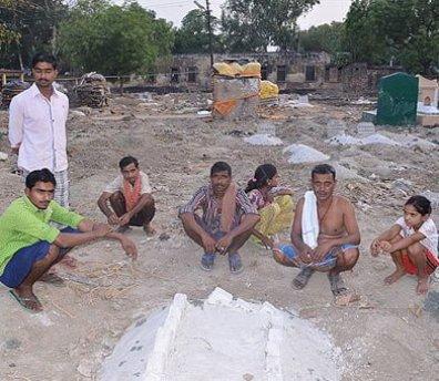 kanpur Hindu kabristan