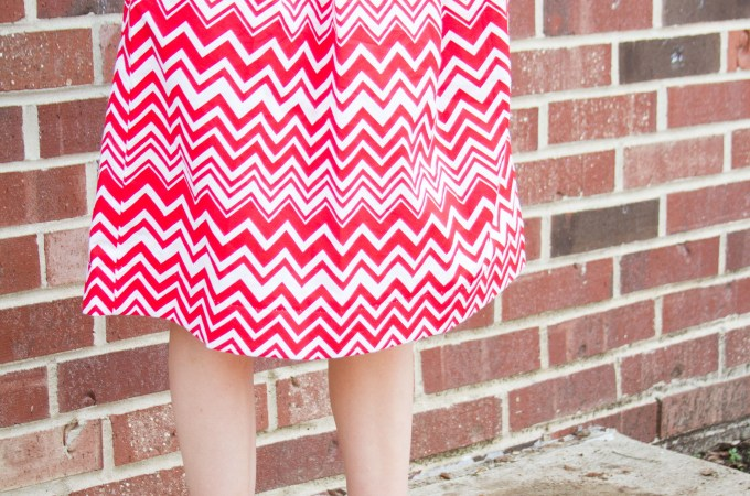 My Box Pleated Skirt Project