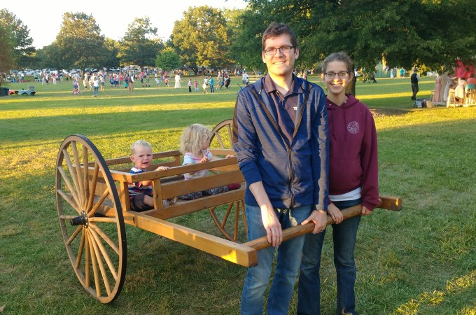 Church History Road Trip: Part 2