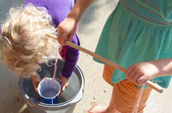 September Preschool: Water