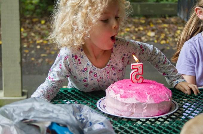 Emily's 5th Birthday
