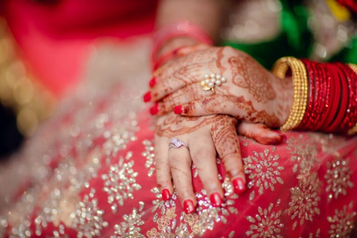 Marriage Promises by the Bride