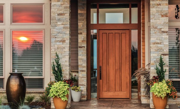 Vastu Shastra and Vastu Knowledge for Building your perfect home: doorway in a house