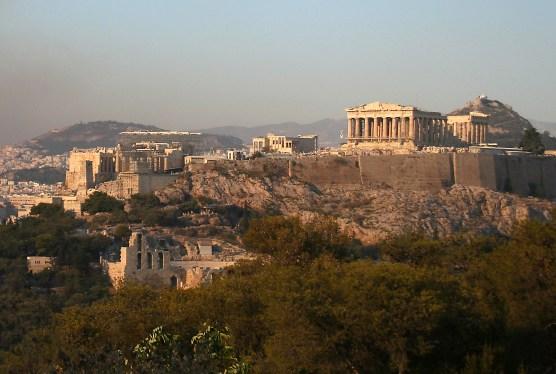 Acrópoles Grécia