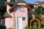 Casinha rosa