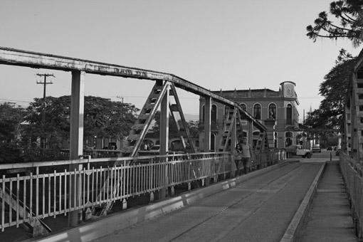 Ponte em Morretes