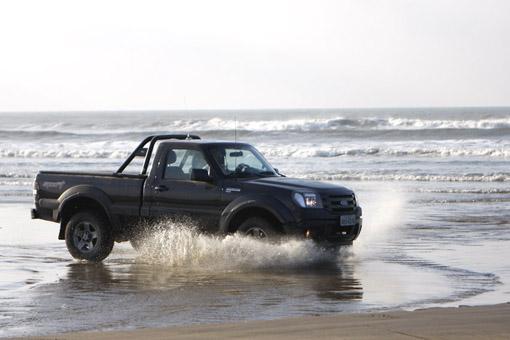 Ranger na praia do Cassino