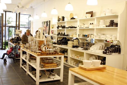 A loja Les Toilleurs em Montreal