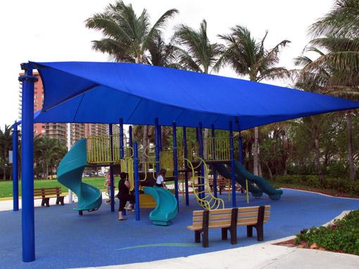 Samson Oceanfront Park em Sunny Isles