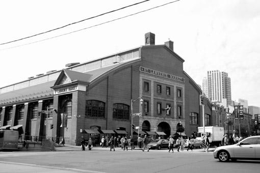 St Lawrence Toronto