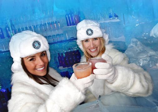 Minus5 Ice Bar Cheers