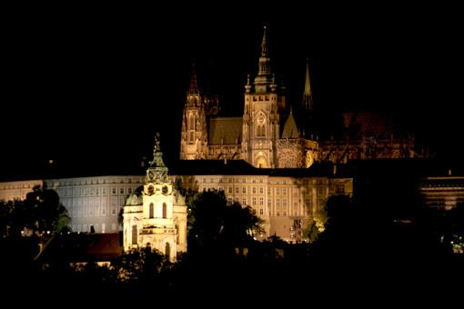 Castelo em Praga