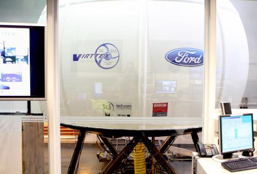 Simulador Virttex Ford