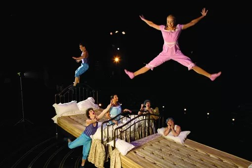 Cirque du Soleil Corteo - Imagem Divulgação
